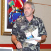 John Sarantakos gave a talk on reporting to upper management at IPMA's 2008 conference.