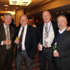 At the ACUP awards reception: Andrew Scott, Bob Donahue, Paul Roberts and Steve Dimond.