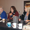Naomi Quiram, Lora Connaughton and Cathy Skoglund.
