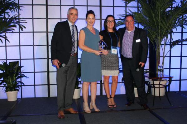 Canon Solutions America's award