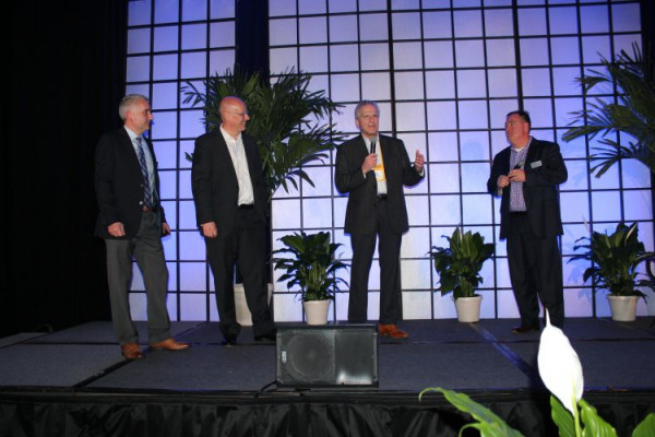 Overall Contributing Attendee Award, NAPCO Media