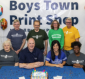Boys Town In-plant Honored for Promotional Excellence
