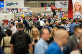 The inaugural PRINTING United trade show brought approximately 30,000 individuals representing all facets of the printing industry to the Kay Bailey Hutchison Convention Center in Dallas, Oct. 23 - 25.