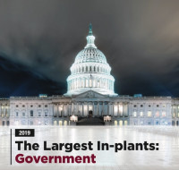 largest Government in-plants