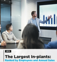 largest in-plants