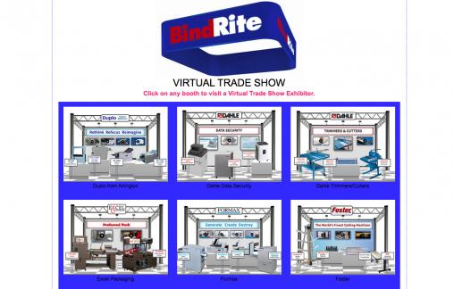 BindRite Virtual Trade Show