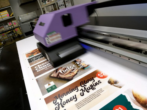 A Better Bang for the Buck: Investing in wide-format Inkjet
