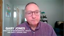 Gary Jones OSHA worker safety
