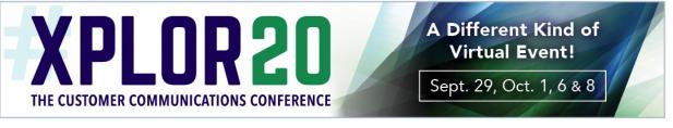 Xplor 2020 conference