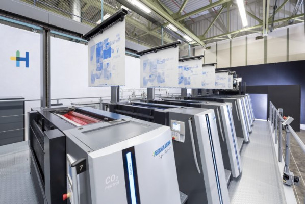 With Plate to Unit, the new, fully automated printing plate logistics system at the press, the printing plates are provided and removed using a fully automated process.