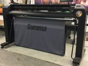 Summa Model S2 140 class T series vinyl cutter