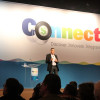 """During his opening keynote, EFI CEO Guy Gecht stressed the need for customers to """"bet on changes in the market forces to accelerate."""""""