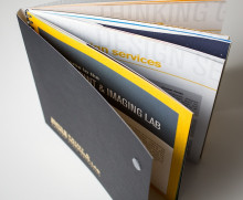 ASU Print & Imaging Lab's award-winning book showcases the quality of work customers can expect when utilizing the ASU Print Lab.