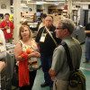 Al Goranson gives a tour at the University of Colorado-Boulder Imaging Services.