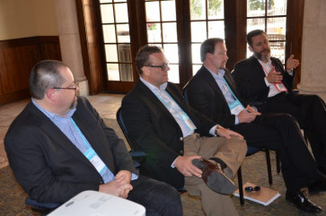 Four managers whose in-plants have already installed production inkjet presses shared tips with their peers during the 2017 Inkjet Summit.