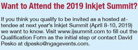 Inkjet Summit