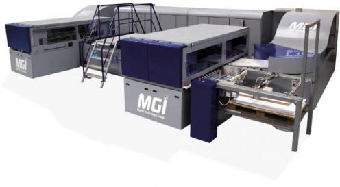 AlphaJET B1 Digitial Inkjet Printing and Embellishment Press