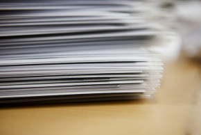 AF&PA: Total Printing-Writing Paper Shipments Decreased 7% in October