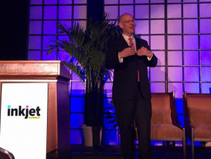 marco boer inkjet summit conference on inkjet printing technology and adoption.