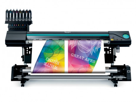 Roland Texart RT-640M multi-function dye-sublimation printer