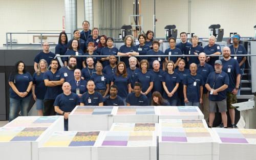Hobby Lobby's New Heidelberg Technology Increases Equipment Effectiveness