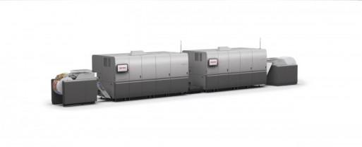 RICOH Pro VC70000 high-speed inkjet web digital printing press