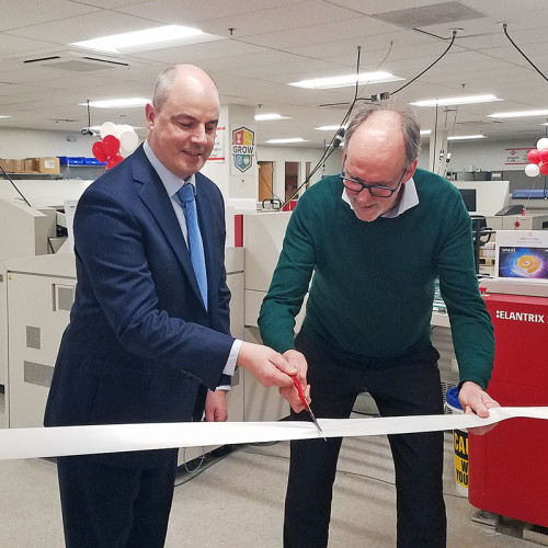 Agfa Opens New Offset Technical Competence Center in Wilmington, Mass.
