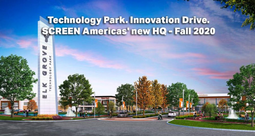 SCREEN Americas will be relocating to a larger facility in Elk Grove Village, Ill., this fall.
