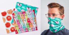 Spoonflower has established the Spoonflower Mask Response Project.