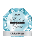 Product of the Year digital press