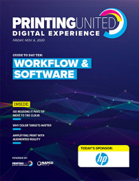 PRINTING United Digital Experience Workflow and Software