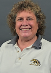 Professor Lois Lemon, Master Faculty Specialist of Western Michigan University's Graphic and Printing Science program.