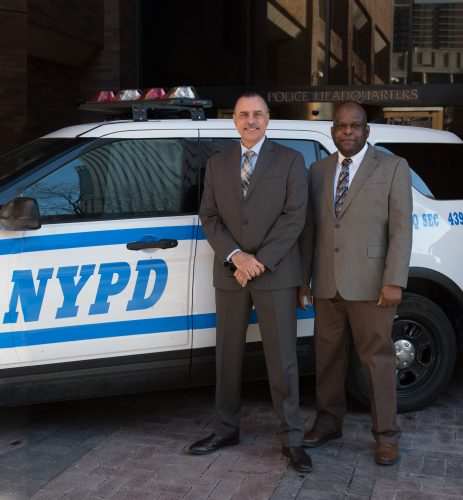 NYPD In-plant