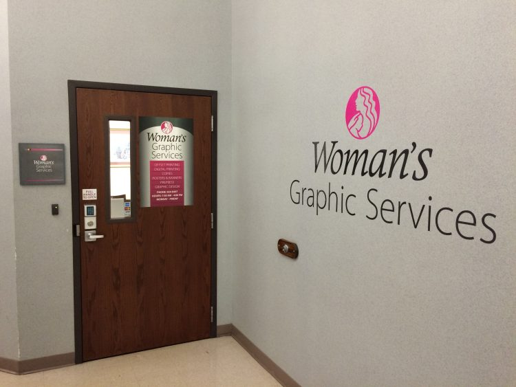 Woman's Hospital Graphic Services