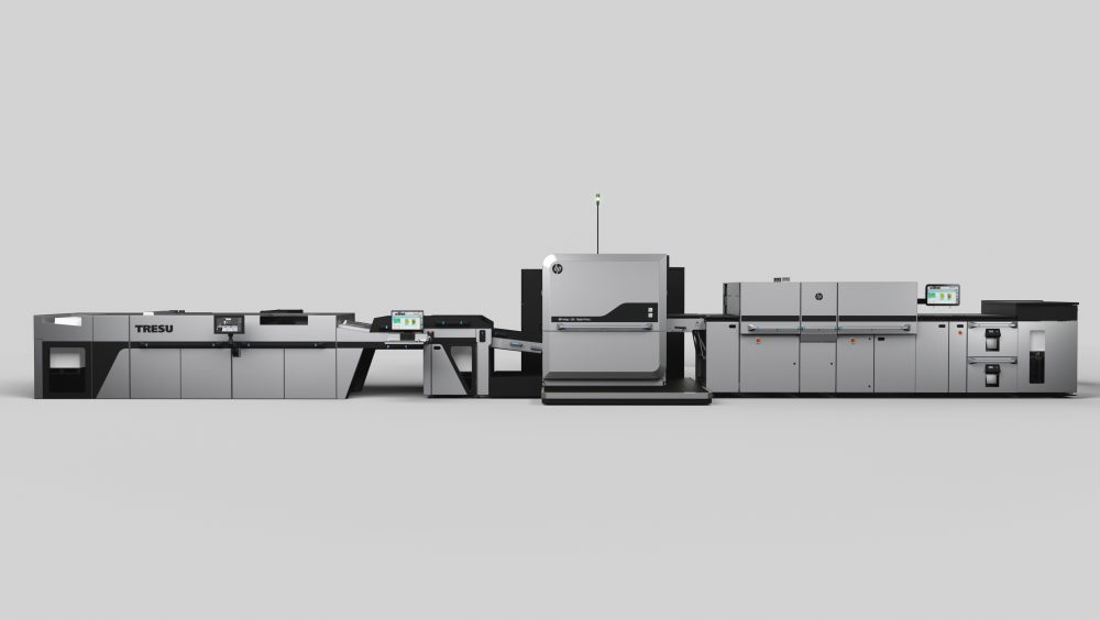 HP Indigo 35K Digital Press